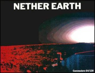 Nether Earth - Image: Nether Earth Cover