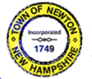 Newton, New Hampshire - Image: Newton Seal