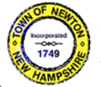 Newton, New Hampshire - Image: Newton Seal