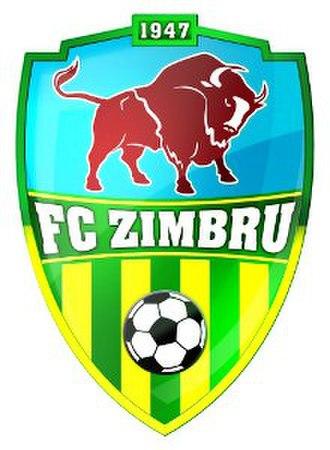 FC Zimbru Chișinău - Image: Official FC Zimbru logo