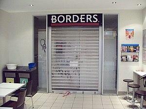 Borders (Asia Pacific)