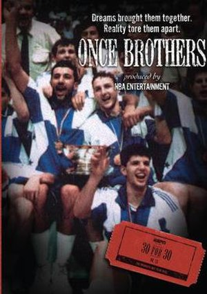 Once Brothers - Image: Once Brothers poster