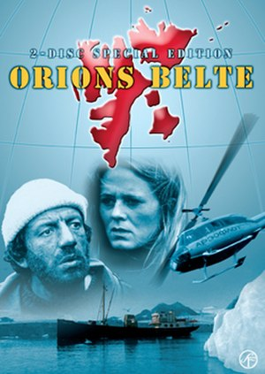 Orion's Belt (film) - Norwegian DVD cover