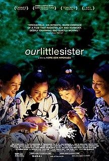 <i>Our Little Sister</i> 2015 film by Hirokazu Koreeda