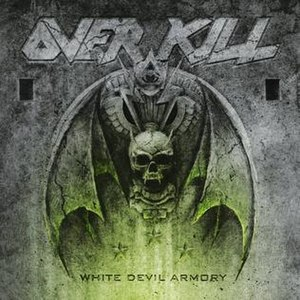 White Devil Armory - Image: Overkill White Devil Armory