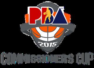 2015 PBA Commissioners Cup