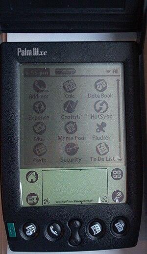 Palm IIIxe - Image: Palmiiixe
