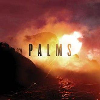 Palms (album) - Image: Palms album cover