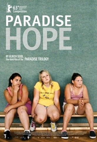 Paradise: Hope - Film poster