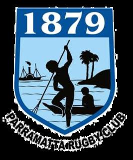 Parramatta Two Blues Australian rugby union club