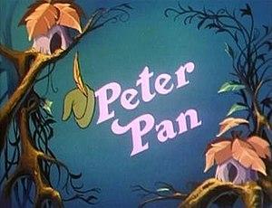 Peter Pan (1988 film) - Image: Peter Pan 1986