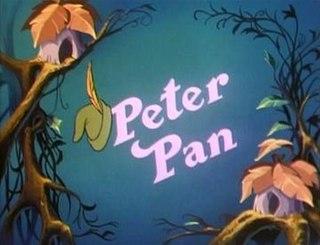 <i>Peter Pan</i> (1988 film) 1988 animated film