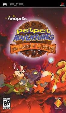 Neopets: Petpet Adventures: The Wand of Wishing - Wikipedia