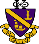 The Coat of Arms of Phi Chi Theta