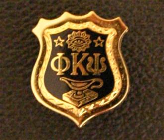 Phi Kappa Psi - Phi Kappa Psi member badge