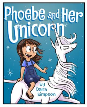 Phoebe and Her Unicorn - Image: Phoebe and Her Unicorn title panel