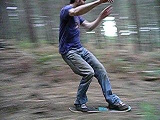 Pineboarding