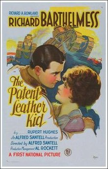 Poster of the movie The Patent Leather Kid.jpg