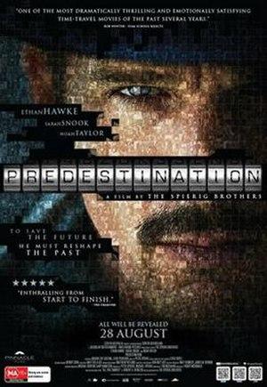 Predestination (film) - Australian poster