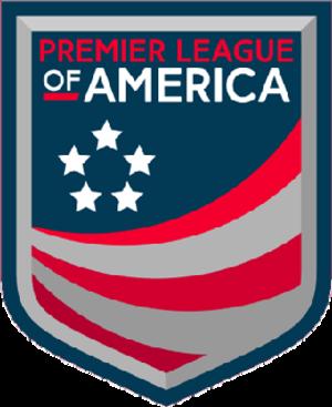 Premier League of America - Image: Premier League of America logo 2016