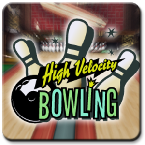 High Velocity Bowling - PlayStation Store icon