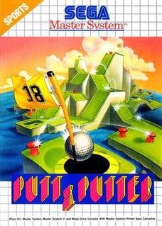<i>Putt & Putter</i> 1991 video game