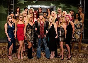 Rock of Love with Bret Michaels (season 1) - The cast of Rock of Love