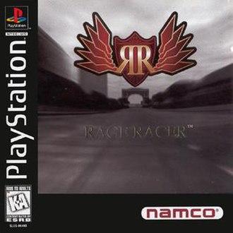 Rage Racer - Image: Rage Racer Box
