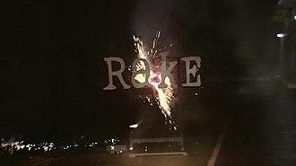 Rake (Australian TV series) - Image: Rake title