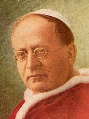 Acerba animi - Pius XI