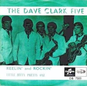 Reelin' and Rockin' - Image: Reelin' and Rockin' Dave Clark 5