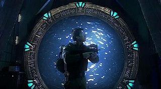 Rising (<i>Stargate Atlantis</i>) 1st episode of the first season of Stargate Atlantis