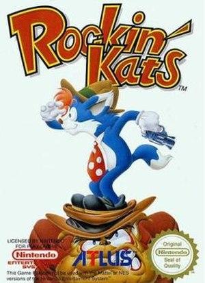 Rockin' Kats - Cover art