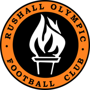 Rushall Olympic F.C. - Official crest