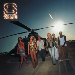 Seeing Double (album) - Image: S Club Seeing Double (Album Cover)