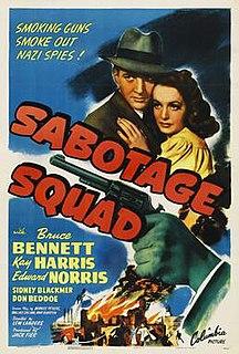 <i>Sabotage Squad</i> film