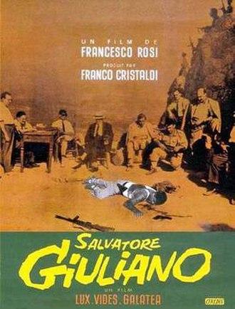 Salvatore Giuliano (film) - Image: Salvatore Giuliano film 1962