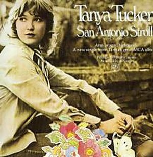 San Antonio Stroll - Image: San Antonio Stroll Tanya Tucker