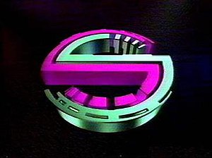 Screensport - Newer Screensport logo, used from 1989 until the channel was closed down in 1993 by new owners, Eurosport