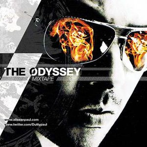 The Odyssey Mixtape - Image: Sean Paul odyssey mixtape