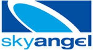 Sky Angel - Image: Sky Angel Logo