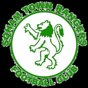 Soham Town Rangers F.C. - Image: Soham Town Rangers F.C. logo