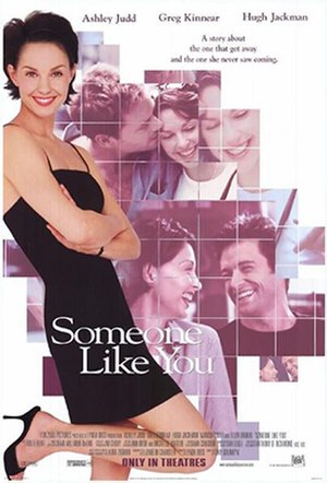 Someone like You (film) - Theatrical release poster