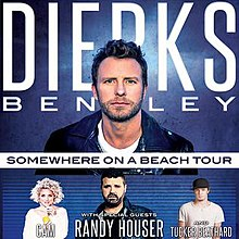 Deirks Bentley Tour Dates