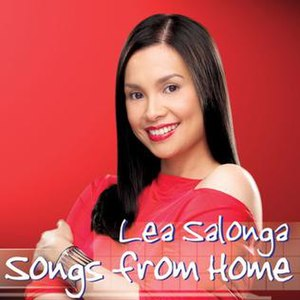 Songs from Home: Live Concert Recording - Image: Songsfromhome