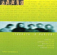 The album cover from the 1998 re-release with the title Telluride Sessions.