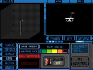 Star Trek: The Next Generation – A Final Unity - Tactical