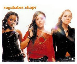 Shape (song) 2003 single by Sugababes