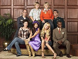 Bottom row (from left to right): Carey Martin, London Tipton, Maddie