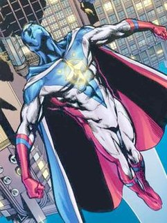 Supernova (comics) Identity used by three characters in the DC Comics Universe